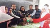 শার্শা উপজেলায় বিভিন্ন শিক্ষা প্রতিষ্ঠানের ছাত্রীর মাঝে উপহার সামগ্রী  বিতরণ