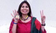 'পিস টর্চ অ্যাওয়ার্ড' পেলেন বাংলাদেশের নাজমুন নাহার